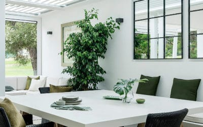 The benefits of Louvre Systems in your Outdoor Spaces