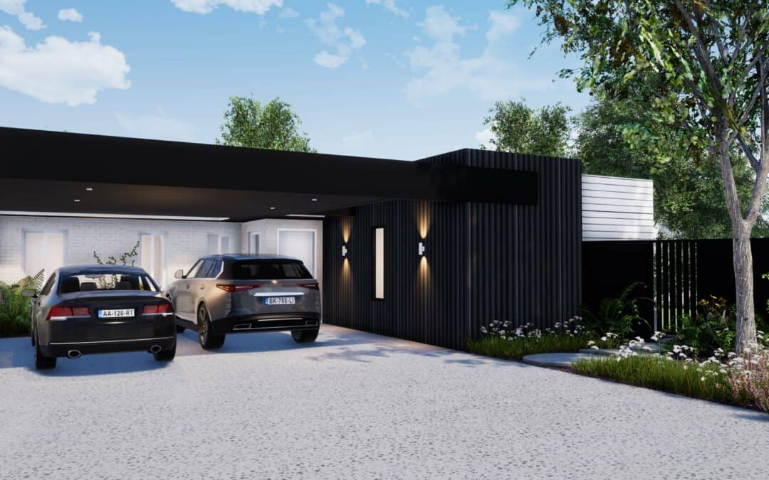 Carine: Chigwell Place Project